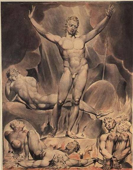 satan crucifixion