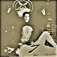 satanic altar nude women