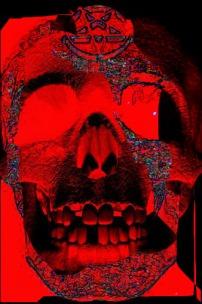 Satanic Painting
