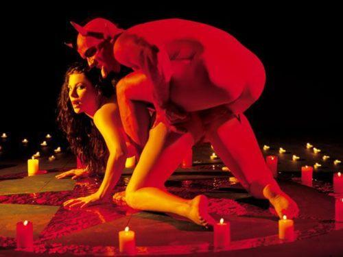 Satanic nude women images 14