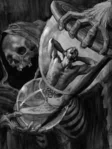 deathinaglass
