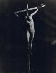 Beautiful Naked Crucifix