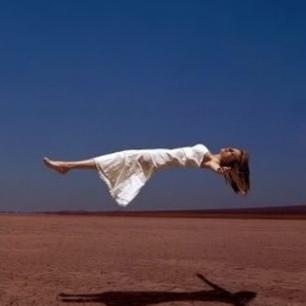 Transcendental Meditation Levitation