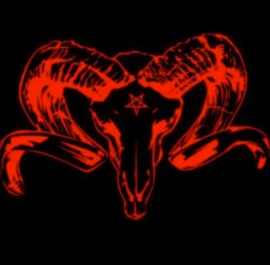 Satanic Goat Head
