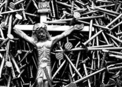 Nailed Crucifix