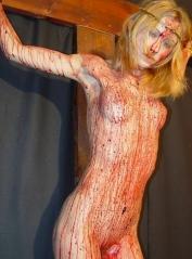 Crucifix Woman