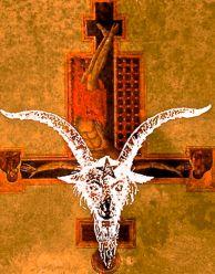 Satanic Baphomet