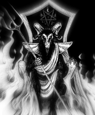 "Satanic Belief - ""Satan is the King of this World!"""