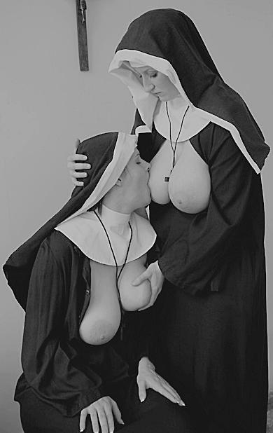Tits Nuns 3