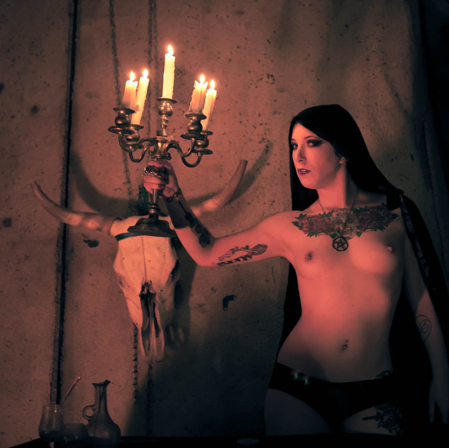 Sexual satanic services