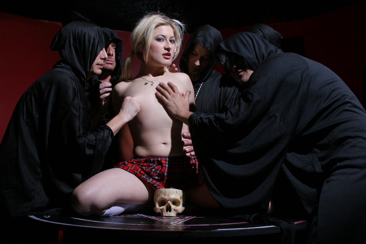 Charming lick satanic sex free movies