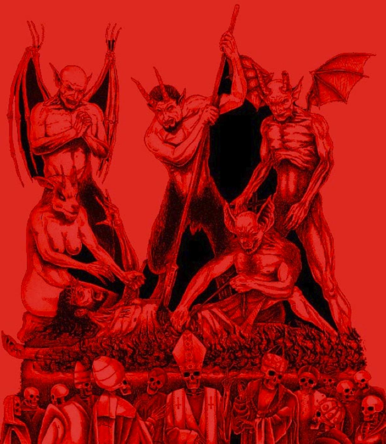 Секс с дьяволом порно тексты