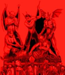Секс с дьяволом мульт выше