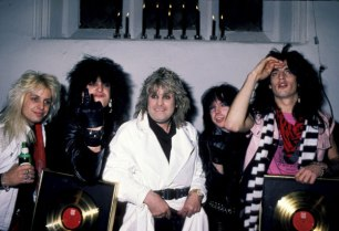 Motley Crue and Ozzy