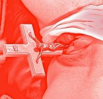 vaginal crucifix