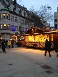 Augsburg Christmas Market Aleister Nacht