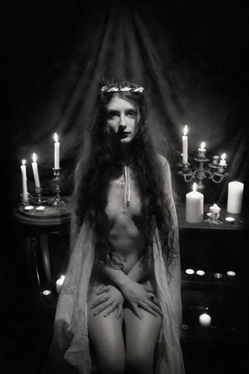 satanic nude women images