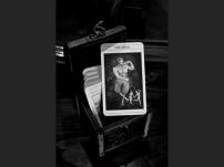 Satanic Tarot Card