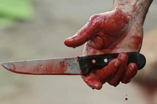 Bloody Knife - Satanism