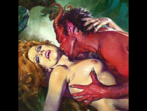 Satan Sexually Takes Vampire Woman