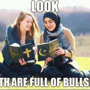 Christianity, Islam and Judaism are full of Bullshit!