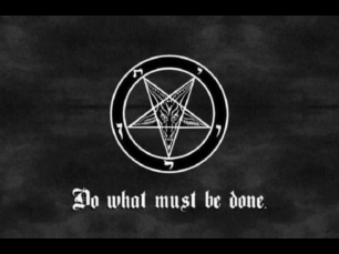 Satanists Do What Must Be Done For Satan