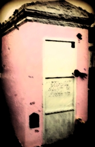 Marie Laveau Voodoo Queen Pink Burial Place