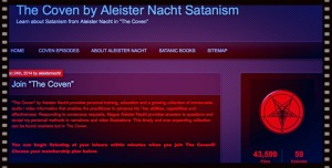 """""""The Coven"""" by Aleister Nacht"""
