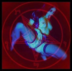 Ex Silentio, Nude Witch Pentagram