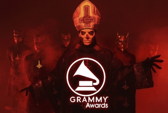 Ghost Wins Grammy Award