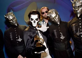 Ghost Grammy Win