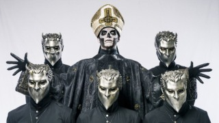 Papa Emeritus III Ghost Grammy Winners