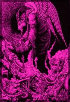 aleister nacht satan